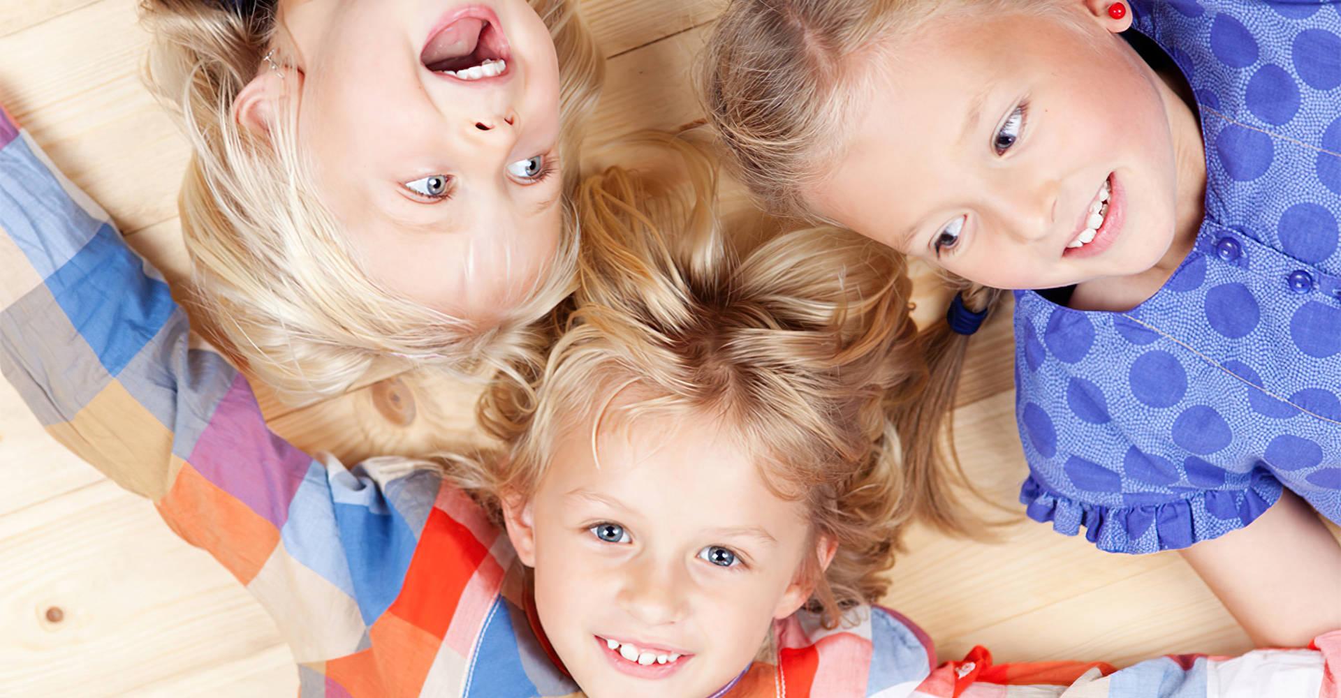 Gruppo di bambini